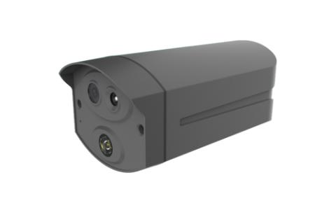 热成像人体测温筛查摄像机