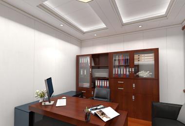 中式大气办公室