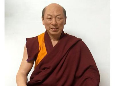 西藏蜡像,拉萨蜡像,藏佛蜡像,活佛蜡像,活佛硅胶像定制13996059268