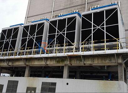 惠州東江高新區某廠冷卻系統改造工程