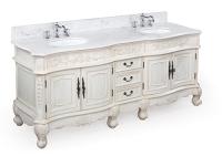 大理石浴室柜怎么进行安装?