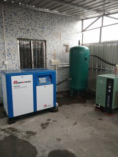 包装行业22KW永磁变频空压机