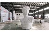 讓泡沫雕塑成為富有生命力的城市名片
