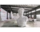 让泡沫雕塑成为富有生命力的城市名片