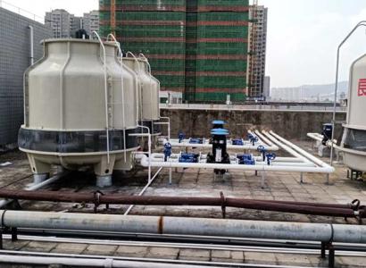 惠州市某電子廠中央空調冷卻系統工程