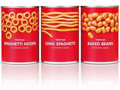 食品加工类标签