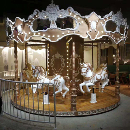 6座、8座转马 6/8 seater carousel
