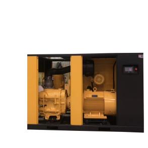 汉德双级压缩永磁变频空压机