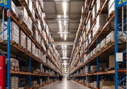 大众化商品仓储物流服务