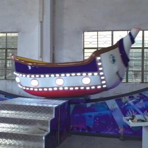 波浪飛船 Cartoon boat
