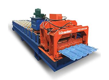 800竹脊瓦机械