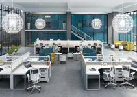 珠海辦公家具定製采用的是綠色環保材料