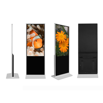 49 inch vertical infrared touch Silver
