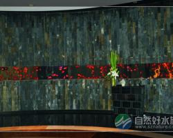 深圳超5星级华侨城洲际大酒店水族箱