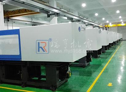東莞大朗某注塑機廠氮氣增壓氣輔工程