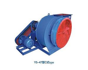 Y5-47系列锅炉离心通风机