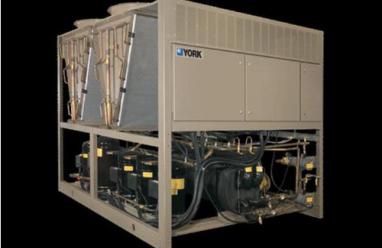 約克空調YMAC系列風冷式水冷機組