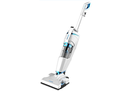 Steam two-in-one vacuum cleaner