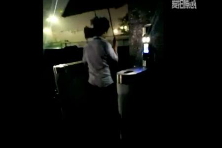 动态人脸识别夜晚雨天测试