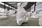 泡沫雕塑打造靚麗風景