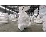 泡沫雕塑打造靓丽风景