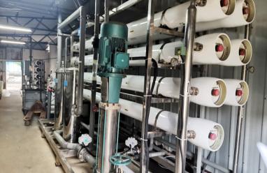 純水處理工程
