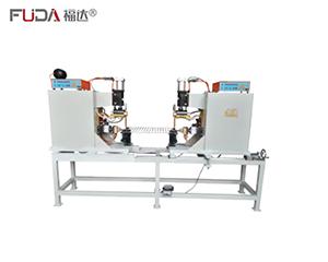 平面片网卧式H型对焊机 UNH-80Q