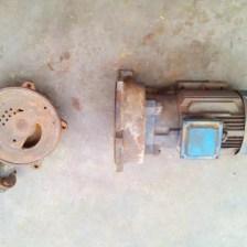 水环真空泵维修