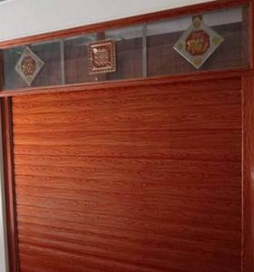 高擋瓷化黃檀木紋