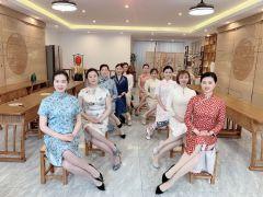 艾香茗茶书院2021第一期茶礼仪·美学课程圆满收官