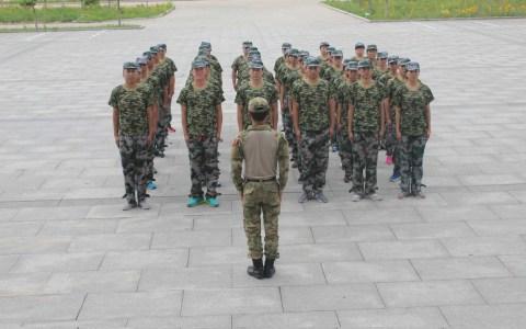 军事元素拓展训练