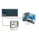触摸屏如何与与PLC通讯,其原理是怎样的?