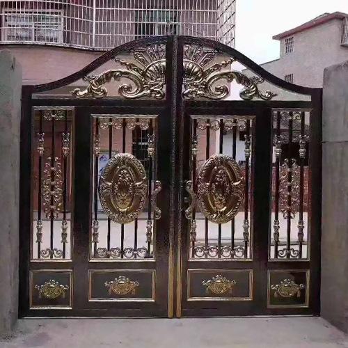 瑞金不锈钢院子门