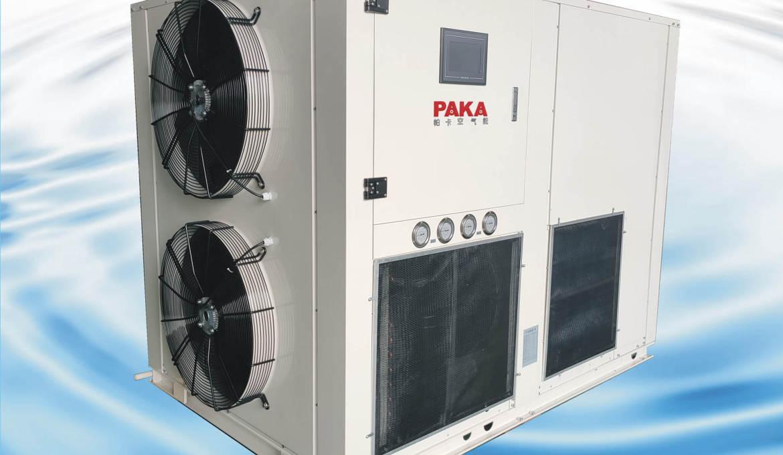 竹笋、地瓜、紫菜食品(PAKA)空气源热泵烘干机