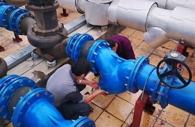 中央空調循環水處理工程