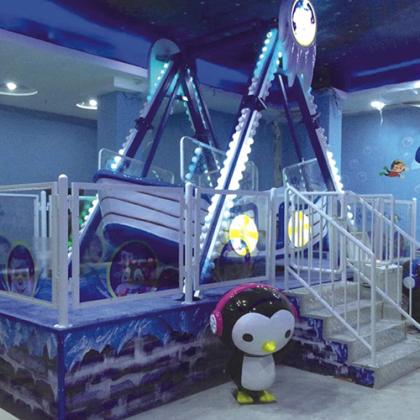 冰雪小海盗船 Ice pirate ship