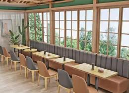 简单阐述选购餐饮家具要兼顾舒适美观!