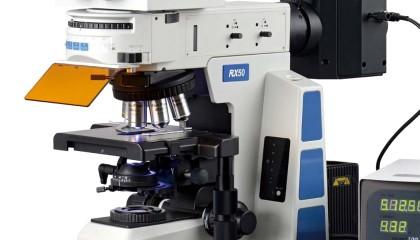 正置荧光显微镜 型号:RX50