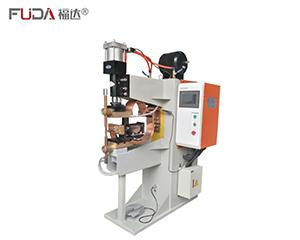 立式纵推T型中频交流对焊机 DTN-100QTZ