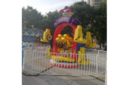 大连红星凯广场整场的局部照片