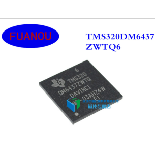 TMS320DM6437ZWTQ6