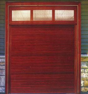 瓷化黃檀木卷簾門
