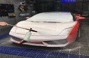 蘭博基尼精致洗車