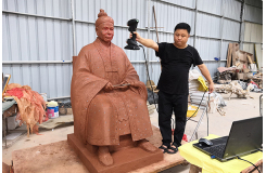 雕塑3d扫描