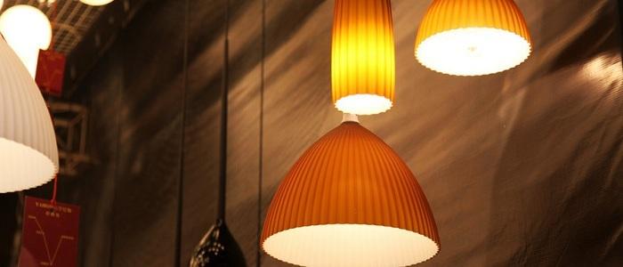 灯不仅仅是照明用的,更是一种艺术的体现