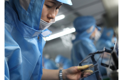 設備先進擁有專業高效的生產線