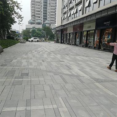 佛山旭辉公园PC砖