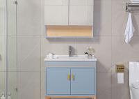 木板卫浴柜的搭配技巧
