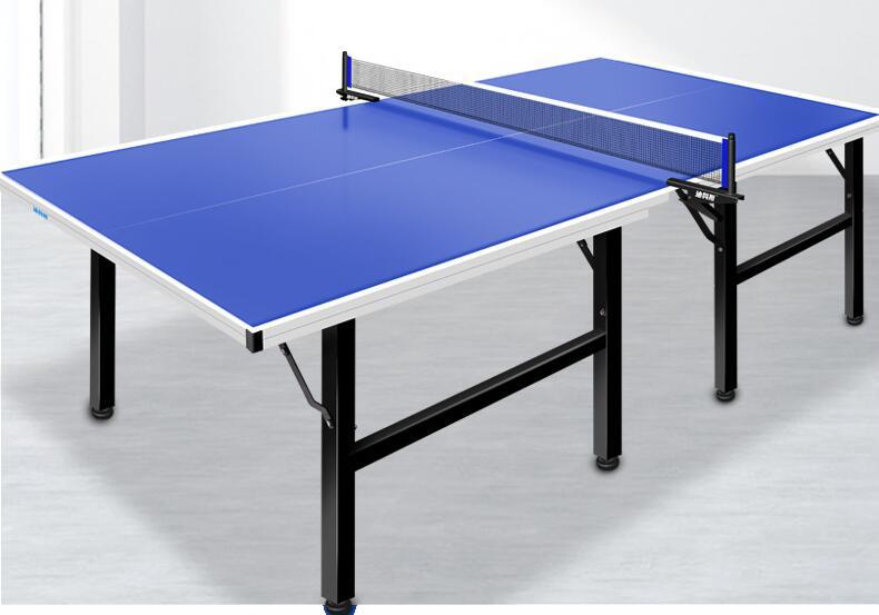有腳輪款乒乓球臺