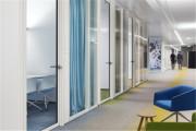高隔断生产厂家,鲁班墙使空间的布局更为的合理